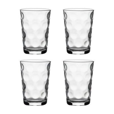 Essentials set van 4 lage drinkglazen Viva 200ml  Ravenhead