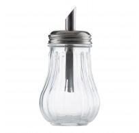 Essentials suikerstrooier uit glas 215ml