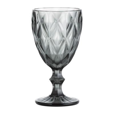 Gemstone Smoke wijnglas grijs 320ml  Ravenhead