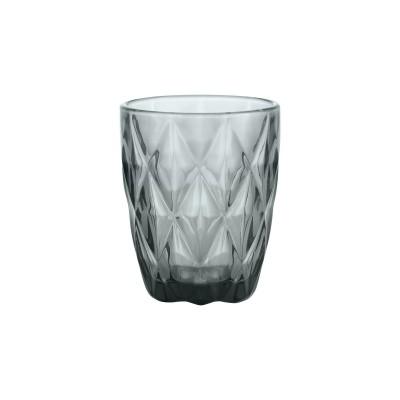 Gemstone Smoke laag drinkglas grijs 270ml  Ravenhead