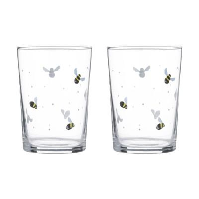 Essentials set van 4 drinkglazen Sweet Bee 520ml  Ravenhead