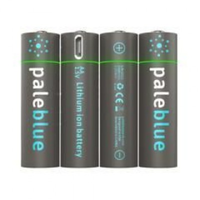 AA USB oplaadbare slimme batterijen