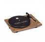 Turntable Analog Walnut  399,-